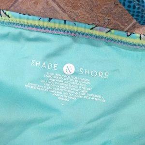 Shade & Shore Swim - Shade & Shore 2 piece bikini swimsuit size large